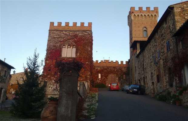 Castelo de Querceto