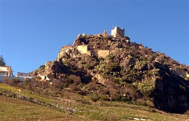 Castillo de Zahara y Torre del Homenaje