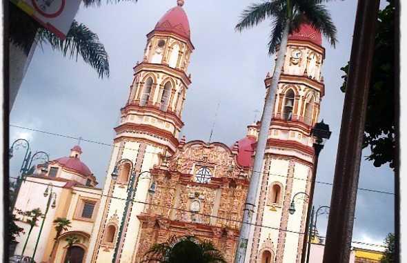 Iglesia de Sta María de Guadalupe La Concordia