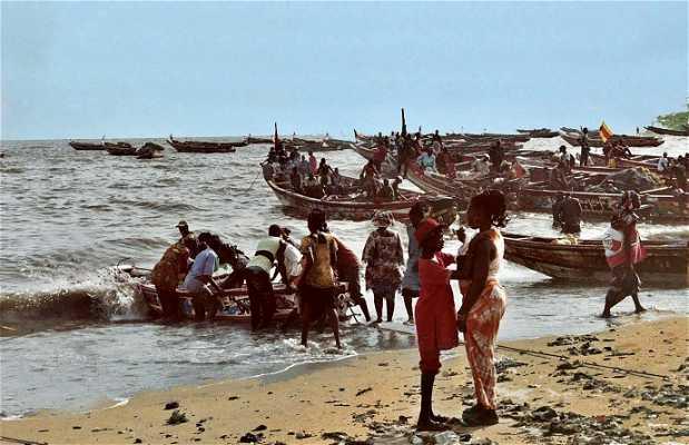 Vida cotidiana en Senegal
