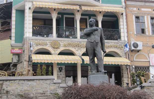 Estatua de Stefan Stambolov