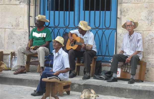 Musica en La Habana