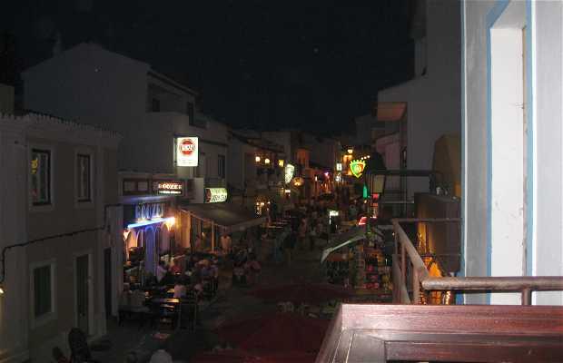 Rua Dr. Frederico Ramos Mendes (rua Dos Bares)