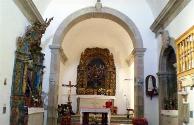 Igreja de Santa Cruz - Iglesia de Santa Cruz