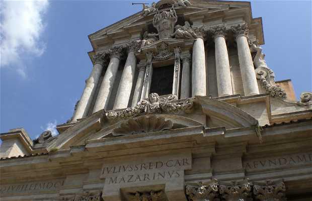 Chiesa dei Santi Vincenzo e Anastasio a Trevi