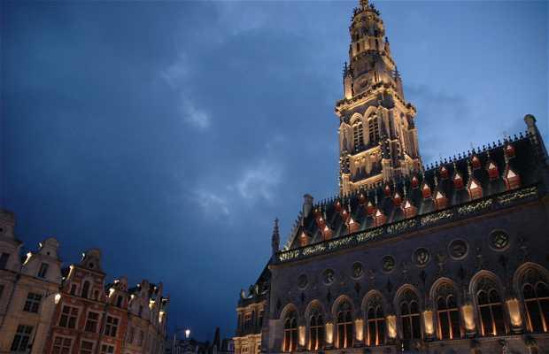 Bell Tower of Arras