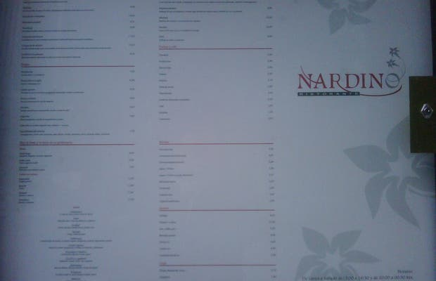 Restaurante Nardino
