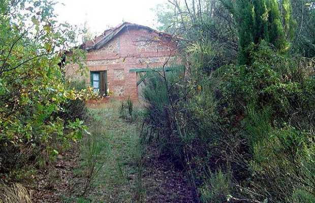 La casa encantada de Puebla de Valles