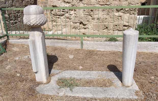 Tombes Mehmet Emin Efendi et Mehmet Yirmisekiz