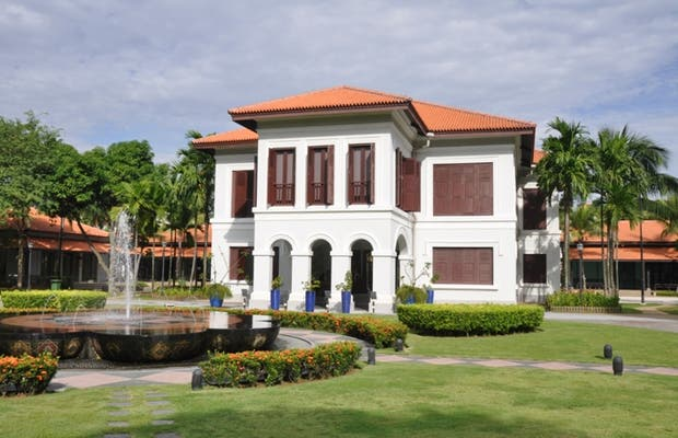 Palacio Kampong Glam
