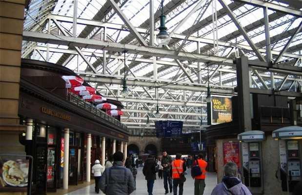 Gare de Glasgow