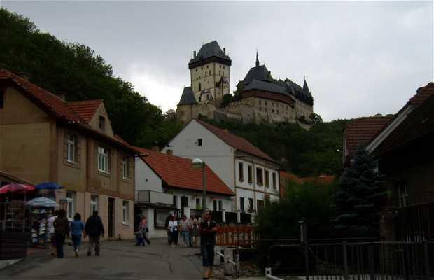 Centro histórico de Karlstein