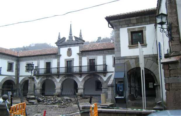 Ayuntamiento de La Pola de Gordon
