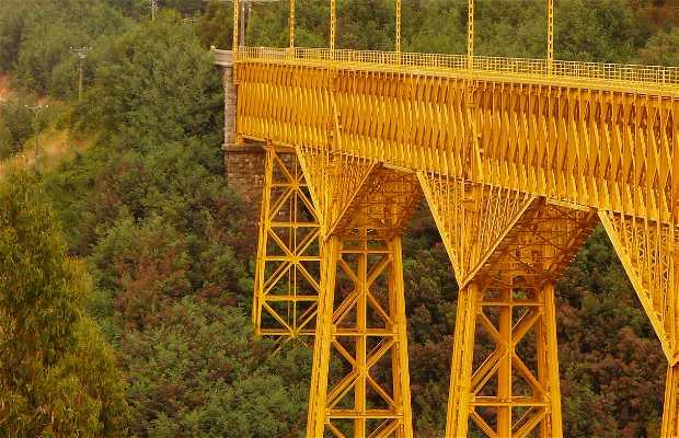 Malleco Bridge