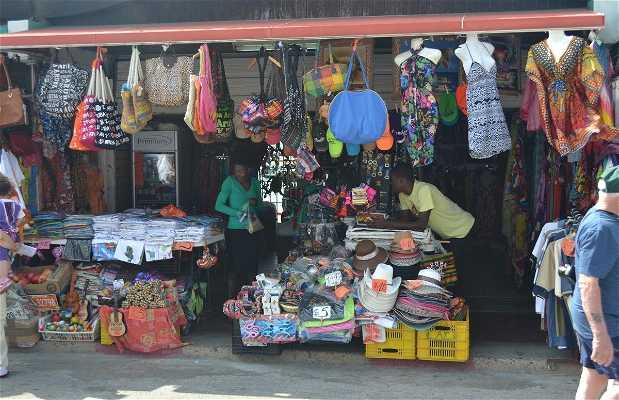 Puestos de Artesanía de Aruba