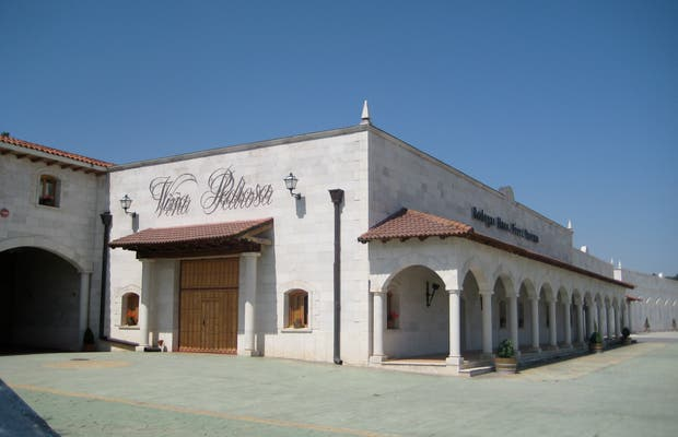 Viña Pedrosa winery
