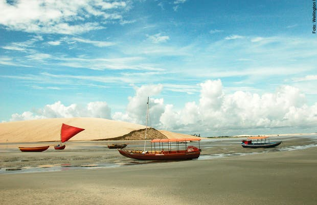 Spiaggia di Jericoacoara