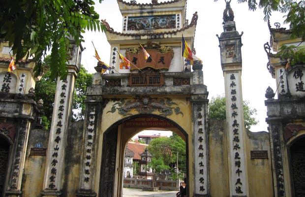 Pagoda Thien Phuc Tu