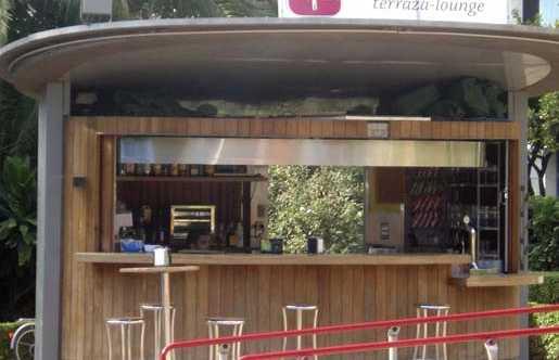 """Bar Terraza """"Paragüitas"""""""