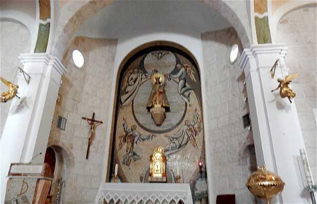 Parroquia de Nuestra Señora de los Desamparados