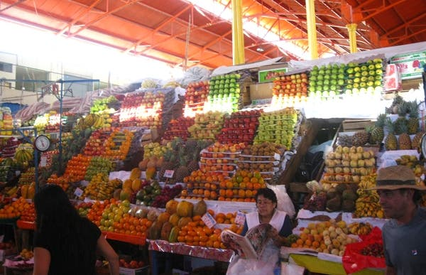 Marché de Arequipa