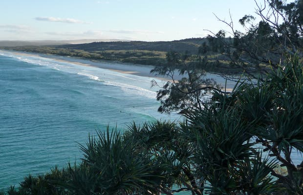 Main Beach (North Stradbroke Island)
