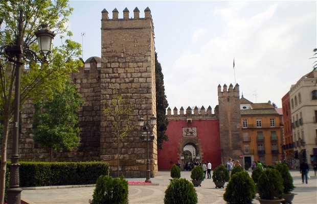 Murallas del Alcázar