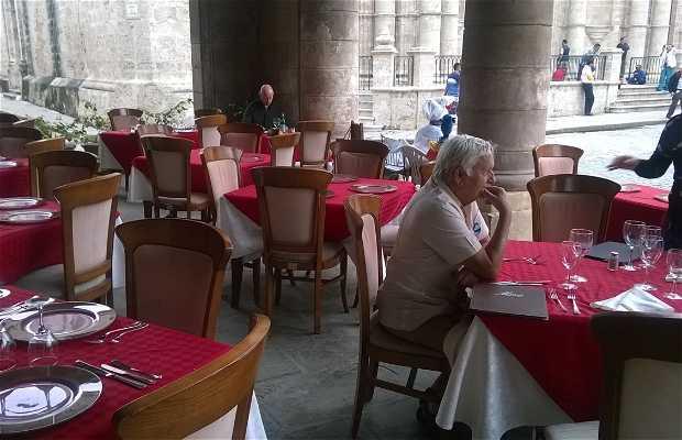 Restaurant Plaza la Catedral