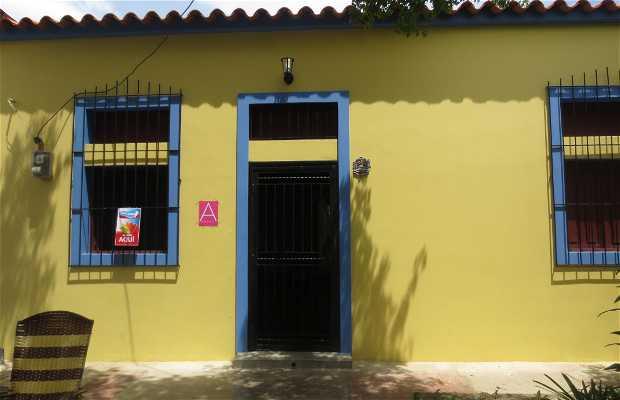 Casco histórico de Pampatar