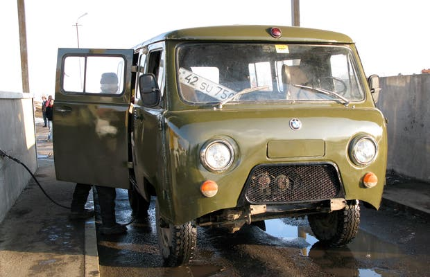 The King of the Road: Lada (and Other Soviet Transports) in Armenia