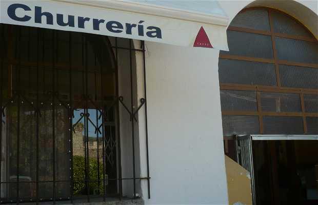 Churrería de Arenas de San Pedro