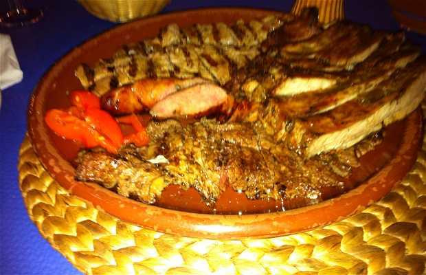 Restaurante Sidrería Cabañón