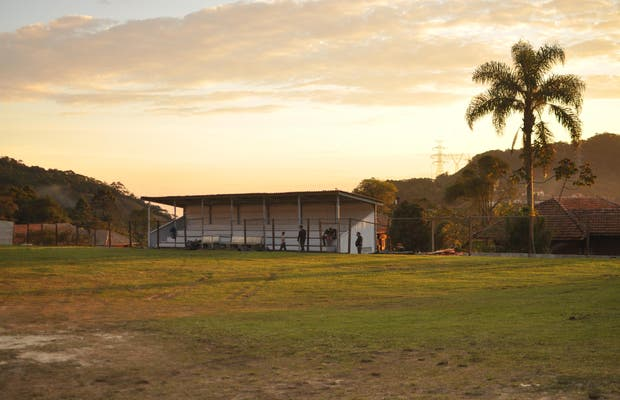 Campo de futebol de Paranapiacaba