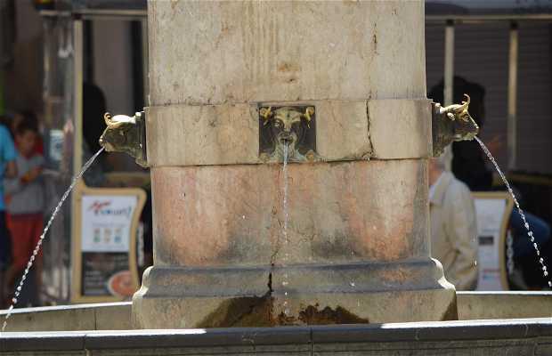 Fuente del Torico Teruel