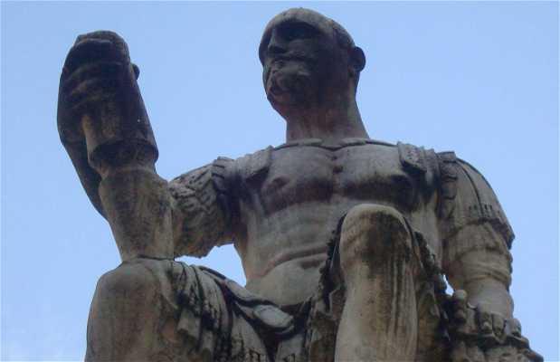 Monumento a Giovanni delle Bande Nere o Juan de Médicis