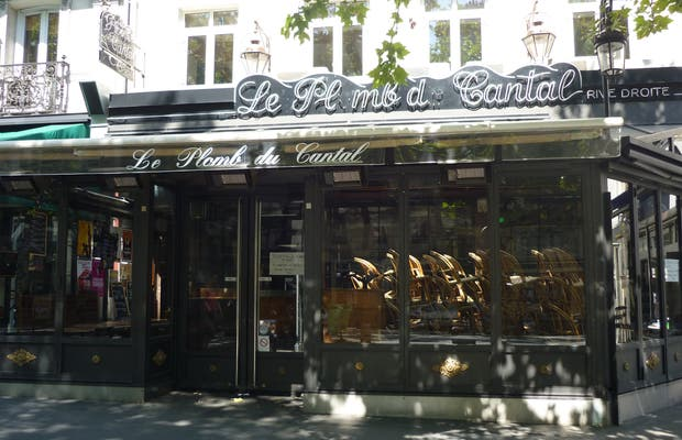 Le Plomb Du Cantal Restaurant