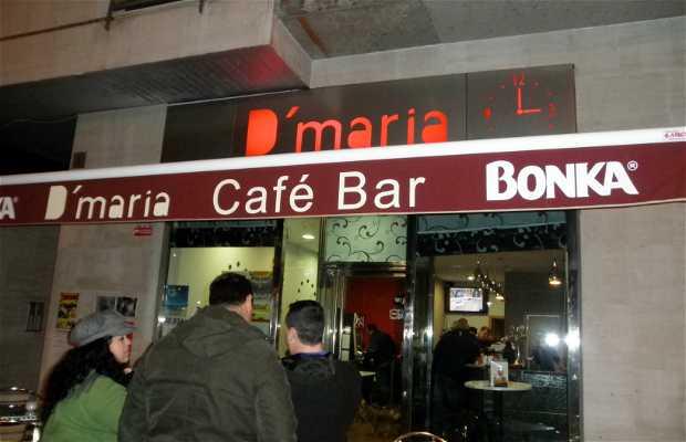 Coffee Bar D'maria