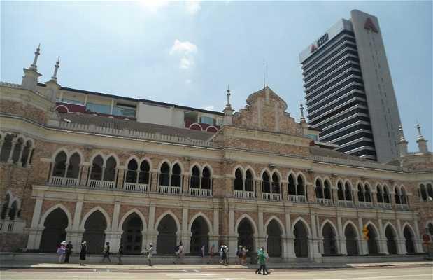 Bâtiment du gouvernement malaisien
