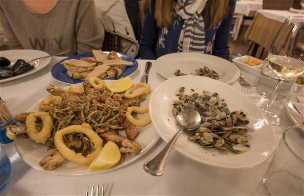 Restaurante Sant Pol