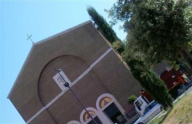 Iglesia de Santa Emerenziana