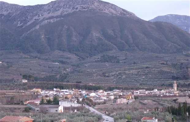 Pueblo de Gorga