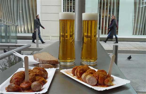 Wurst & Co, Mariahilferstrasse, Vienna