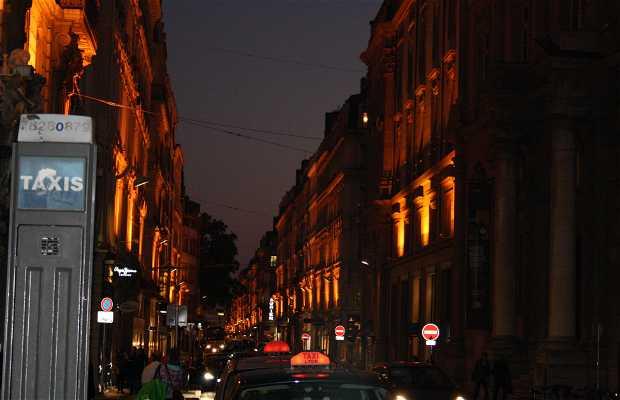Rue Edouard Herriot