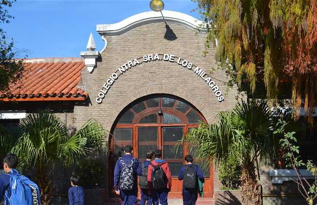 Colegio Nuestra Señora de Los Milagros, Capitán Bermúdez, Santa Fe