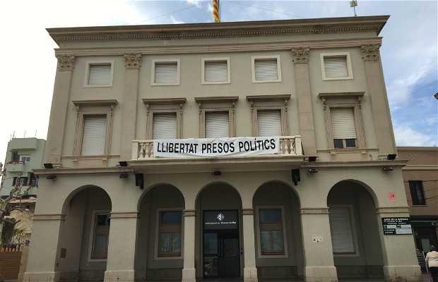 Plaza del Ayuntamiento de Vilassar de Mar