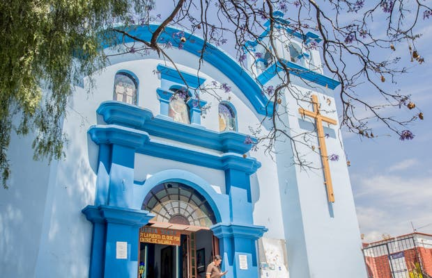Iglesia Perpetua y Felicitas