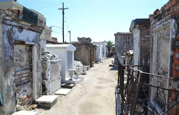 Cimitero St Louis