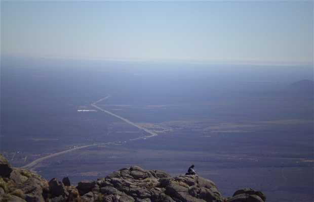 Colina Cerro Uritorco