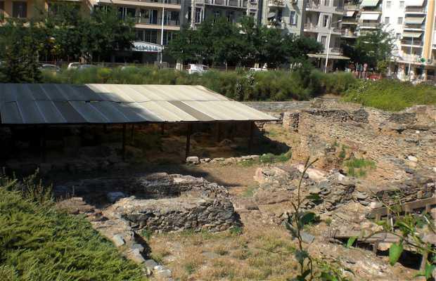 Palacio de Galerius
