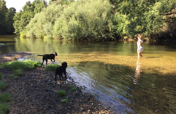 Roteiro pelo rio Alberche